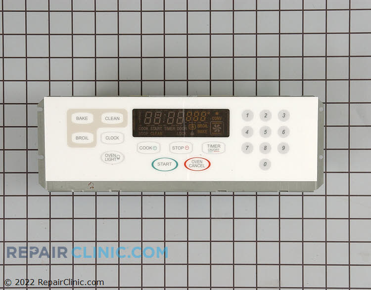 Oven Control Board 32059603W Alternate Product View