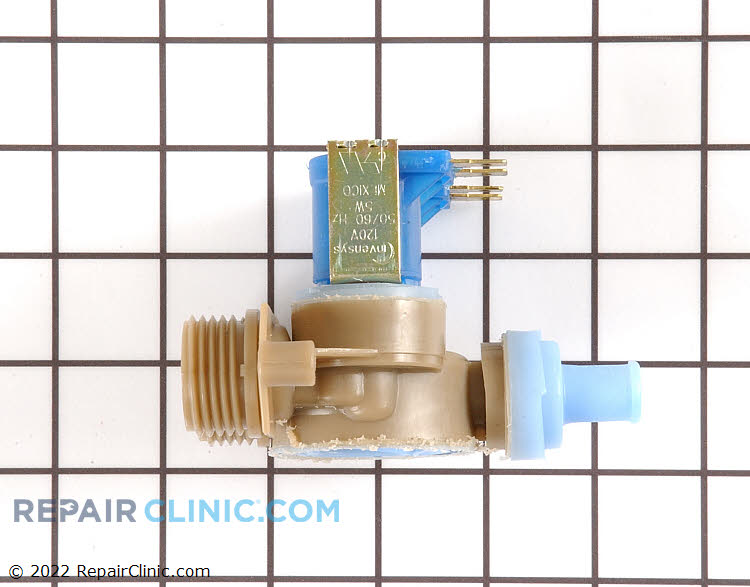 Water Inlet Valve WP22004333 Alternate Product View