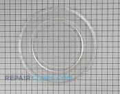 Glass Tray - Part # 1303070 Mfg Part # 3390W1G009D
