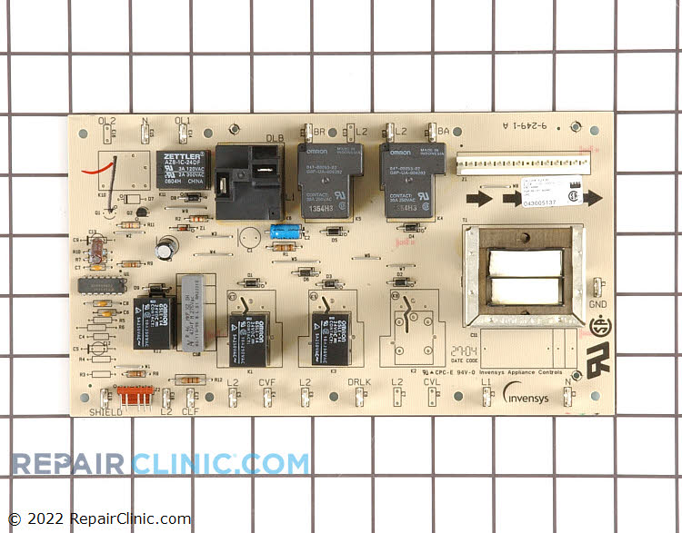 Relay Board 92030 Alternate Product View