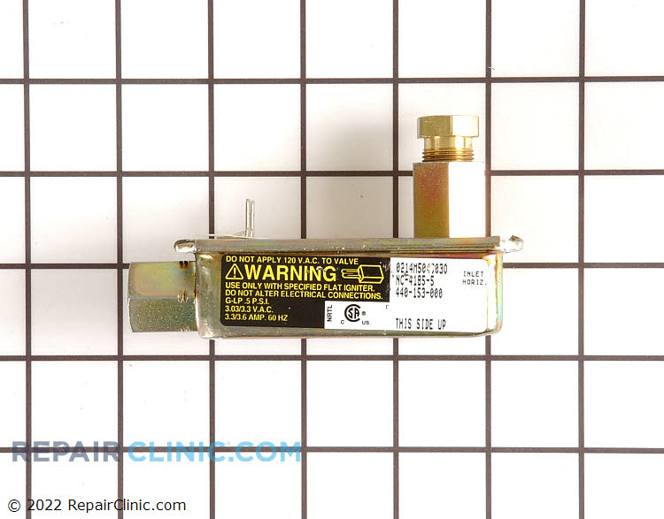 Safety Valve 70001031        Alternate Product View