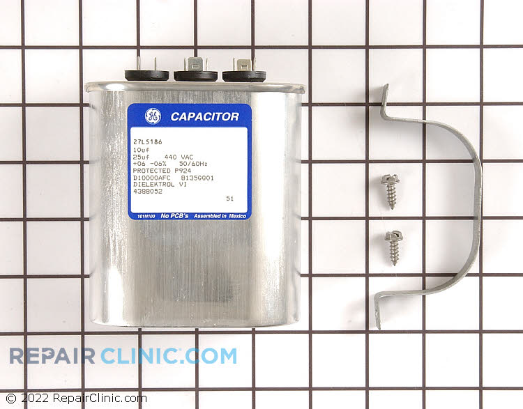 Capacitor 876595 Alternate Product View