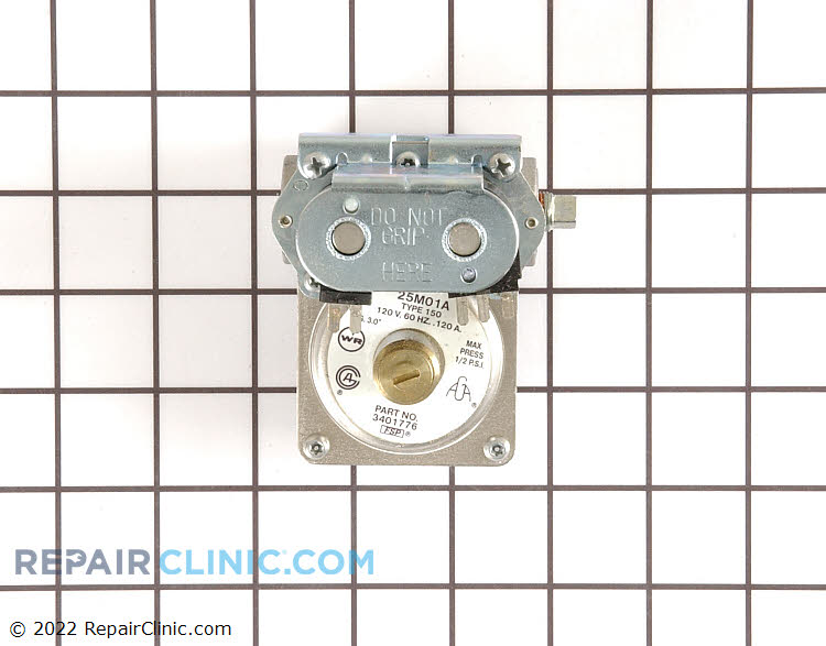 Gas Valve Assembly 279889 Alternate Product View
