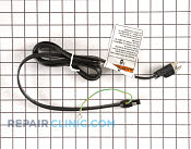 Power Cord - Part # 2710 Mfg Part # WP3401402