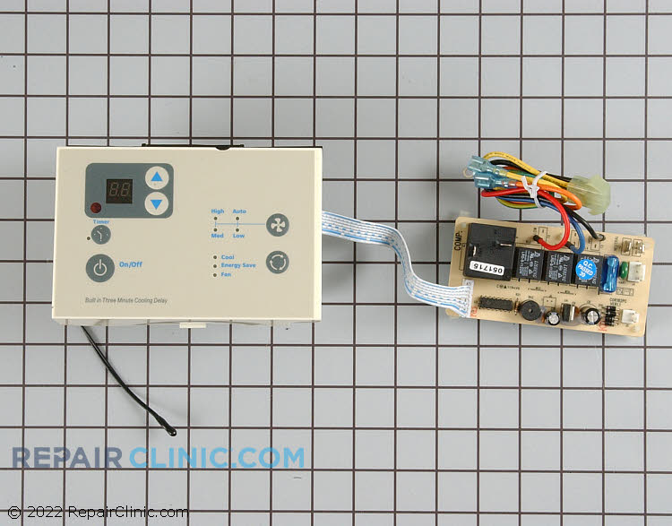 Circuit Board & Timer 50110073N001 Alternate Product View