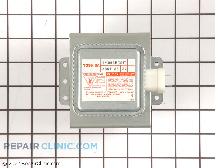 Magnetron 58001066 Alternate Product View