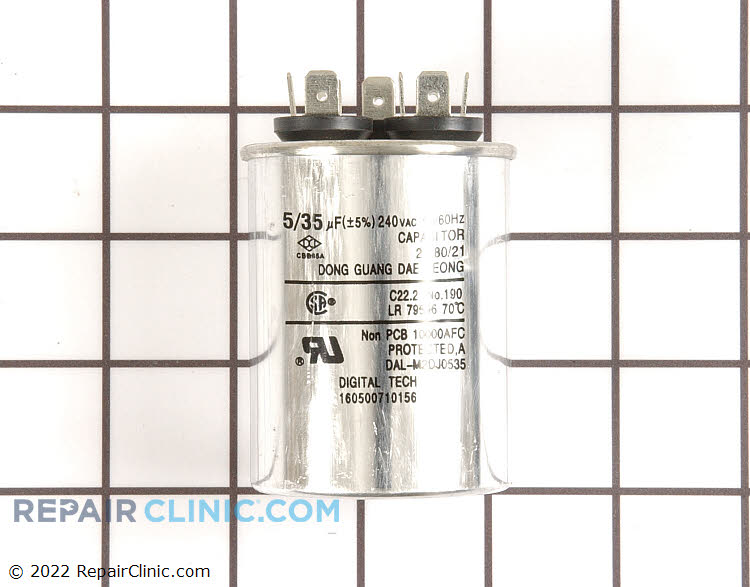 Capacitor 160500710156 Alternate Product View