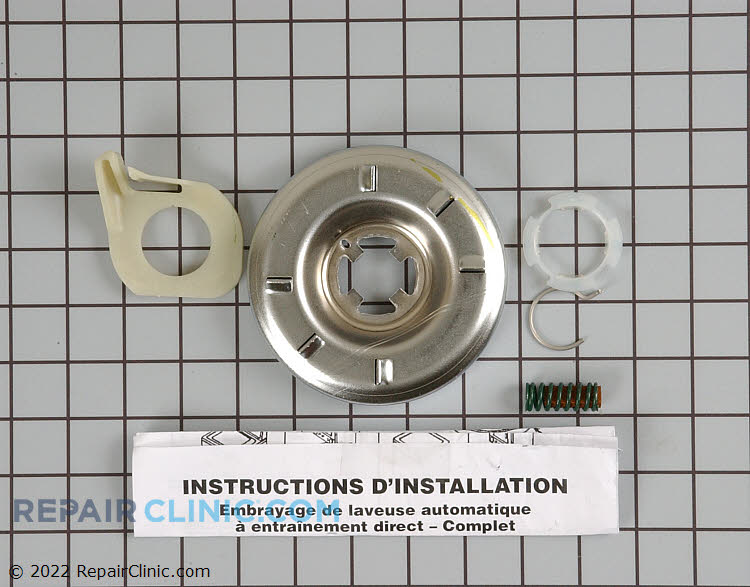 Transmission, Brake & Clutch WH39X47 Alternate Product View