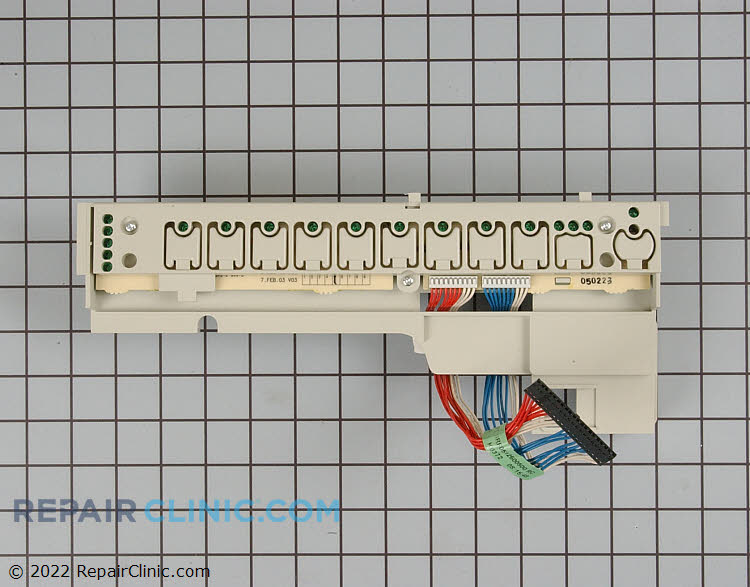 Main Control Board WD21X10199 Alternate Product View
