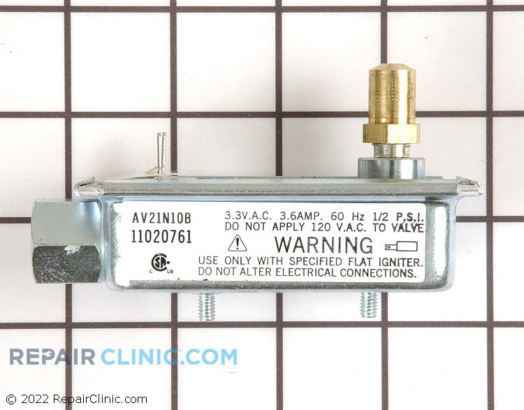 Safety Valve WB21X10096 Alternate Product View