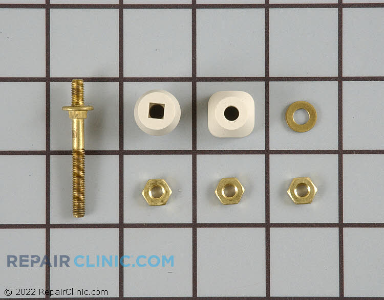 Ceramic Receptacle Block Y304596 Alternate Product View