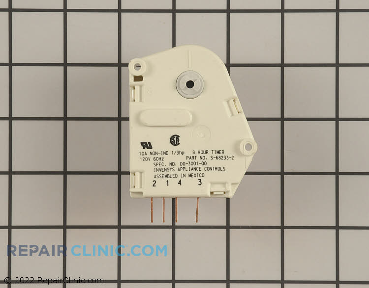 Defrost Timer WP68233-2 Alternate Product View