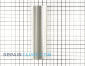 Window Side Curtain - Part # 1066 Mfg Part # 11118401