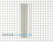 Window Side Curtain - Part # 1066 Mfg Part # 11118401