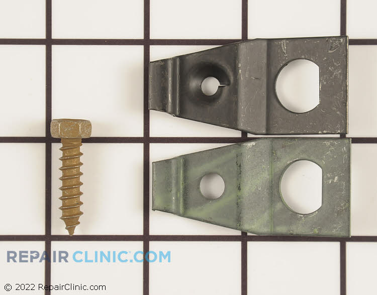 WE1X688 GE Clamp/& Screw Genuine OEM WE1X688