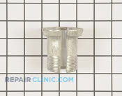 Drive Block or Bell - Part # 2858 Mfg Part # WP389140