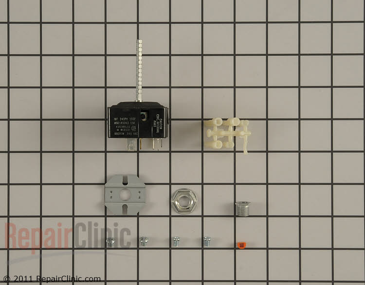 Surface Element Switch WB21X5243 Alternate Product View