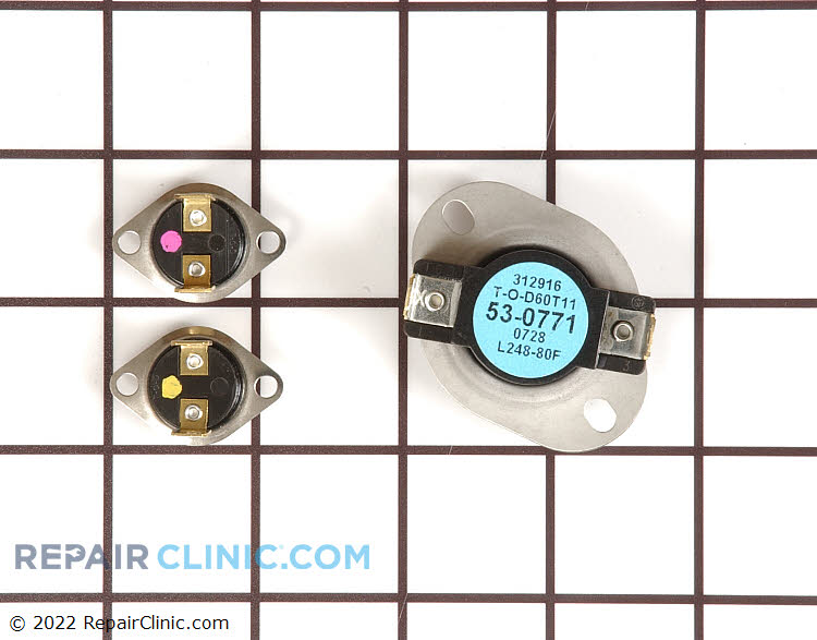 Thermal Fuse La 1053 Alternate Product View