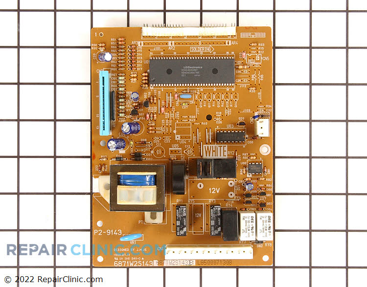 Control Board R9800353 Alternate Product View