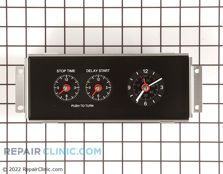 Clock Assembly WB11K5005 Alternate Product View