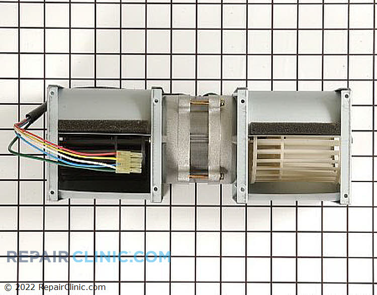 Exhaust Fan Motor WB26X109 Alternate Product View