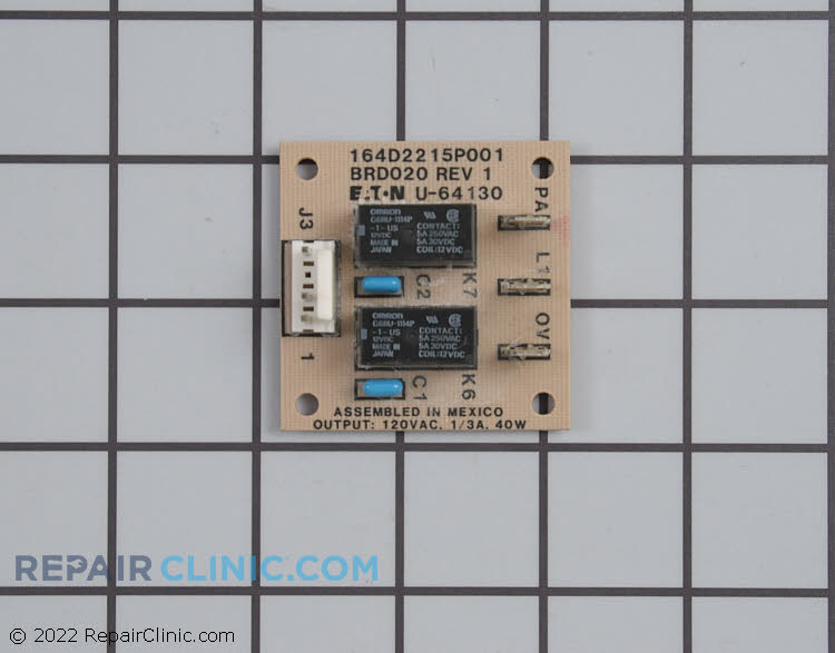 Relay Board WB27K1 Alternate Product View