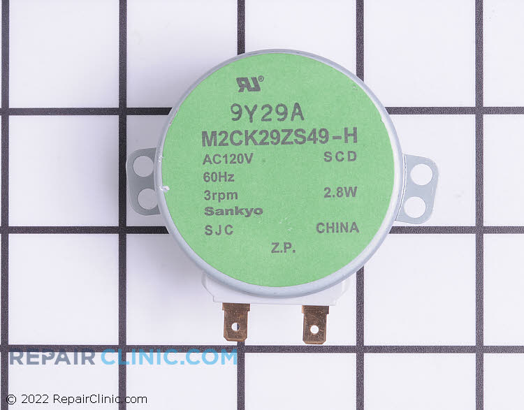 Turntable Motor WB26X172        Alternate Product View