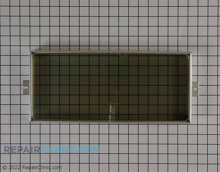 Outer Door Glass WB55X599 Alternate Product View