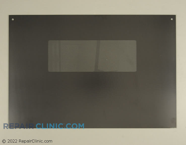 Outer Door Glass WB57M27 Alternate Product View