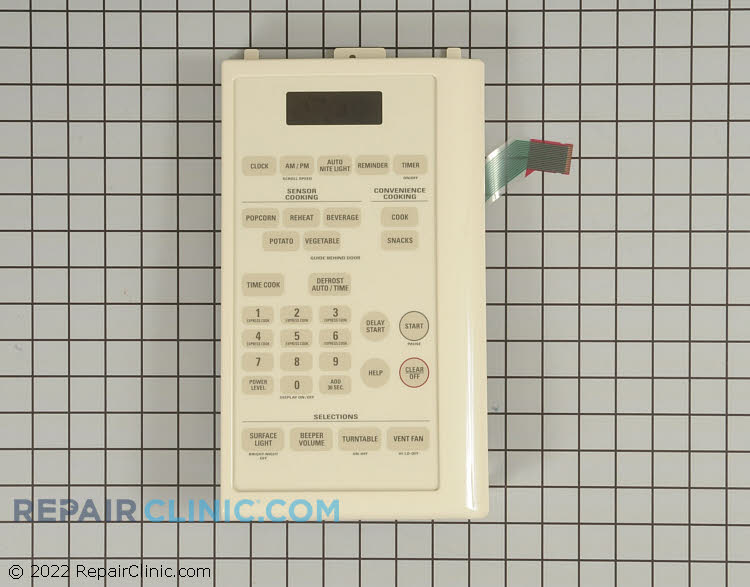 Control Panel WH42X2314 Alternate Product View