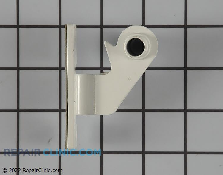 Center hinge, white