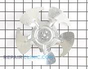 Blower Wheel & Fan Blade - Part # 305579 Mfg Part # WR60X251
