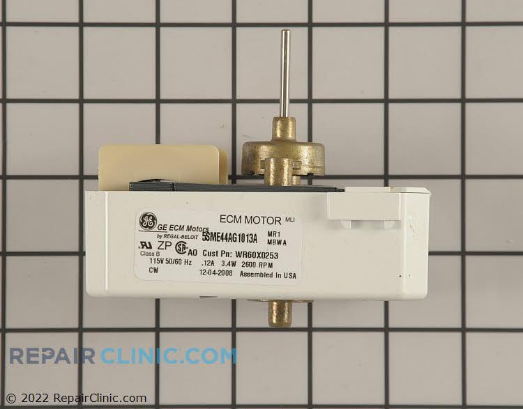 Evaporator Fan Motor WR60X253        Alternate Product View