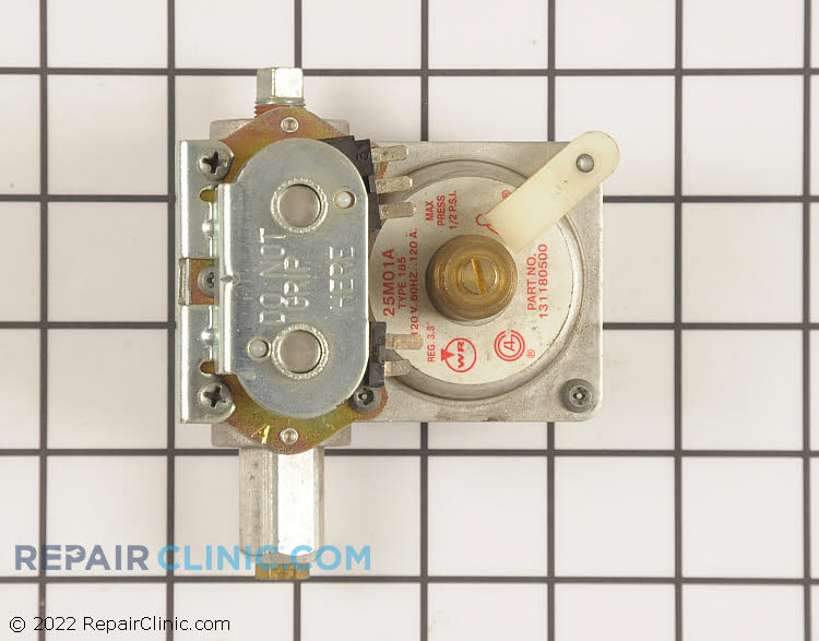 Gas Valve Assembly 131180500 Alternate Product View