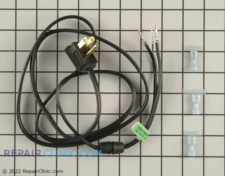 Power Cord 12400044 Alternate Product View