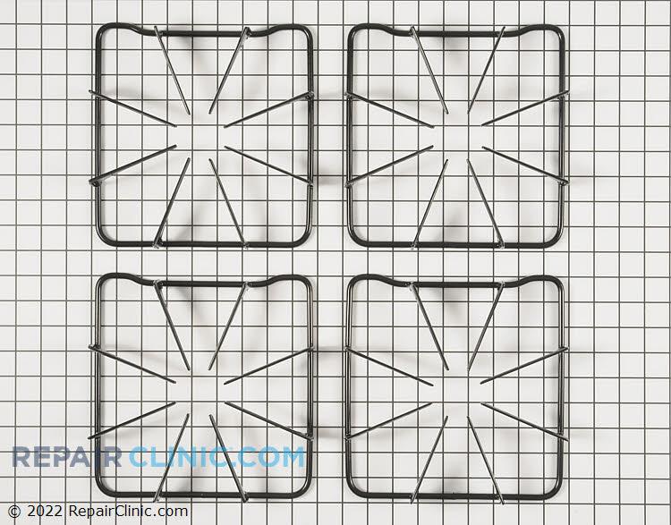 Burner Grate 1430291 Alternate Product View