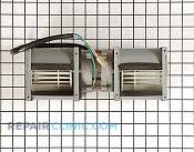 Exhaust Fan Motor - Part # 468597 Mfg Part # 2720-0018