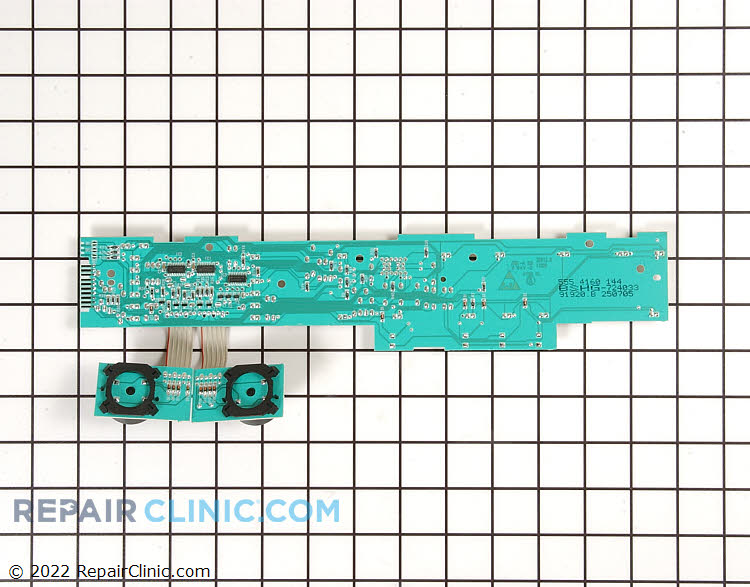 User Control and Display Board 00265672 Alternate Product View