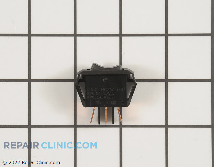 Rocker Switch WP3147265 Alternate Product View