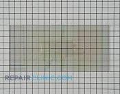 Inner Door Glass - Part # 495892 Mfg Part # 316085701