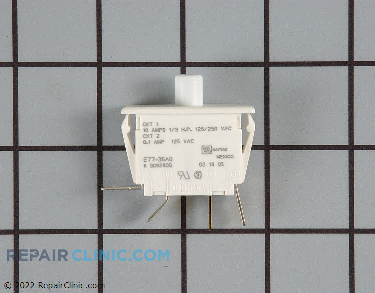 Door Switch WP33001420 Alternate Product View