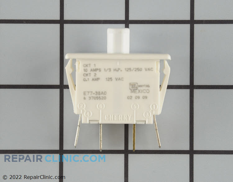 Door Switch WP33002038 Alternate Product View