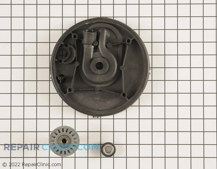 Drain Impeller WP3379336 Alternate Product View