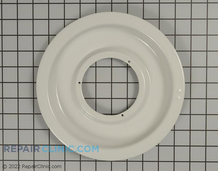 Burner Drip Bowl 3424F001-85 Alternate Product View