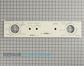 Touchpad and Control Panel - Part # 548344 Mfg Part # 3976400