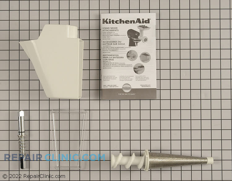 Food Processor Attachment 4164775 Alternate Product View