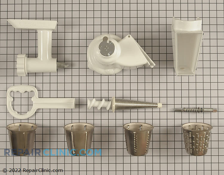 Food Processor Attachment 4164778 Alternate Product View