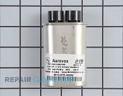 High Voltage Capacitor - Part # 4434444 Mfg Part # WP4375020
