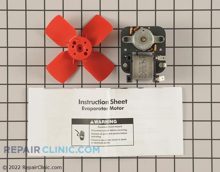 Evaporator Fan Motor 4388140 Alternate Product View
