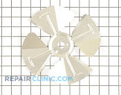 Fan Blade - Part # 616714 Mfg Part # 5303202397